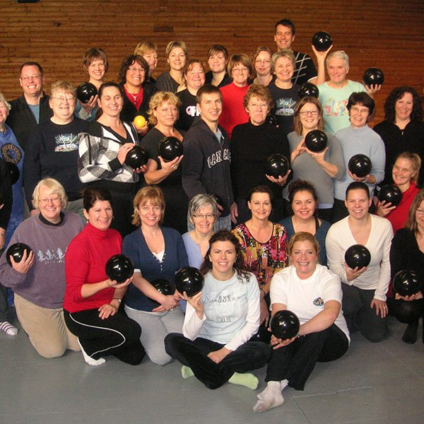 Group photo of SMR Course Remedial-Massage Therapists Association of Alberta