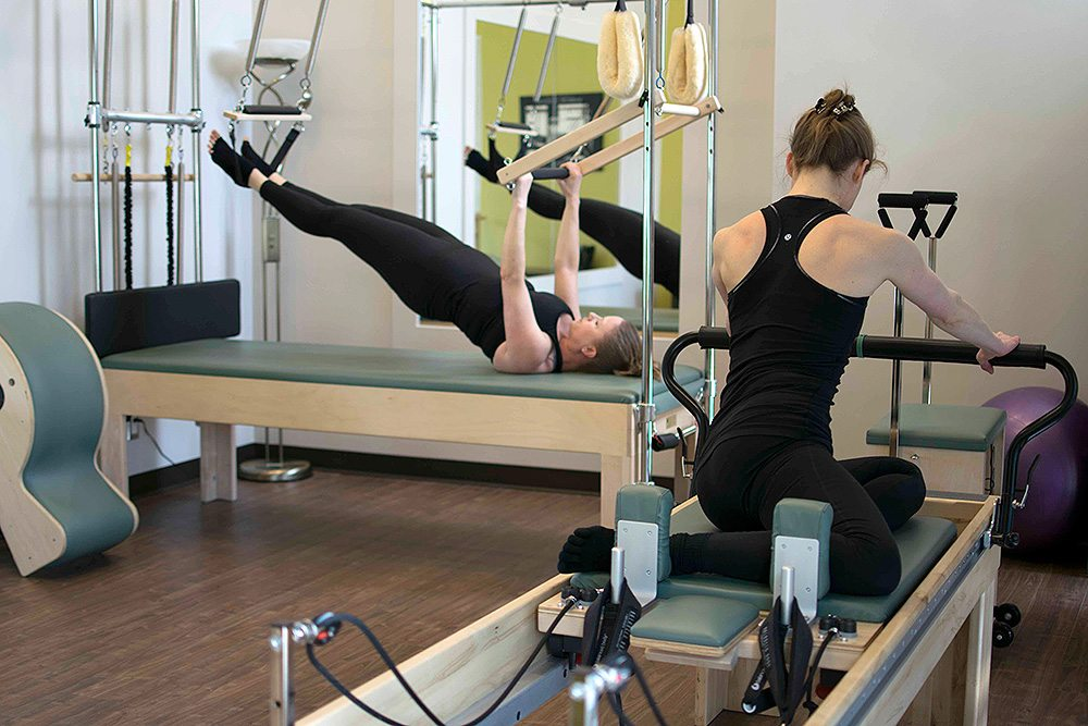 pilates studio photo